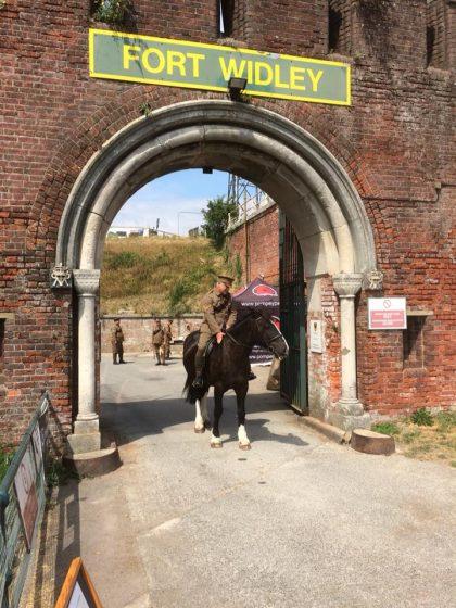 Widley at War @ Fort Widley | England | United Kingdom
